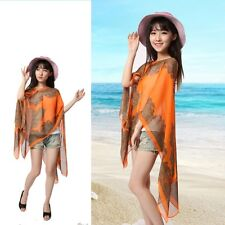 Multi-Color Chiffon Sunscreen Soft Scarves Shawl Neck Wrap Scarf Stole Scarves