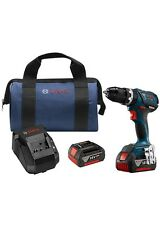 "Bosch HDS183-01 18V 1/2"" Cordless Hammer Drill Driver Brushless Lithium-Ion NEW"