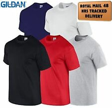 3 Pack Plain BlankGildan100% Heavy Cotton T-shirt Multi Colors S,M,L,XL,XXL SIZE