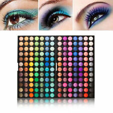 15~252 Color Eye Shadow Makeup Cosmetic Shimmer Matte Eyeshadow Palette LOT MC