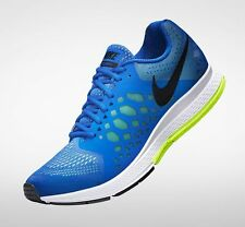 Nike Air Zoom Pegasus 31 Blue Mens Running Trainers 100% Authentic  All Sizes