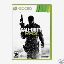 UNOPENED!  Call of Duty: Modern Warfare 3  (Xbox 360, 2011) BRAND NEW! SEALED!