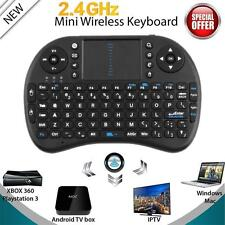 Mini Wireless Keyboard 2.4G with Touchpad Handheld Keyboard for PC Android TV KN
