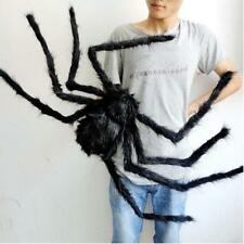 Colorful Spider Halloween Decoration Haunted House Prop Indoor Outdoor Wide New~