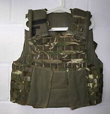 MTP CAMO BODY ARMOUR MK4 ASSAULT OSPREY VEST - Multiple sizes , British Army