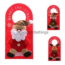 Cute Doll Christmas Hanging Decorations Wall Door Tree Christmas Hangings