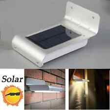 16 LED Solar Power Motion Sensor Security Lamp Outdoor Waterproof Light OL