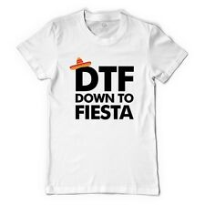 DTF Down To Fiesta Women's T-shirt By Customon
