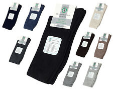 6 Pairs Men's Diabetic Socks From Cotton Without Rubber Without Seam Eco-tex