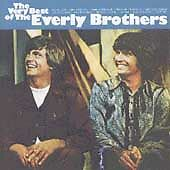 The Very Best of the Everly Brothers by The Everly Brothers (CD, 1988, Warner...