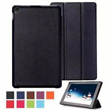 PU Leather Stand Folio Case Cover Protector For 2015 KINDLE FIRE HD 10, 10.1''