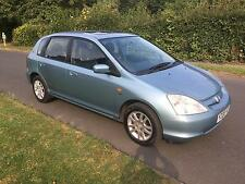 Honda Civic 1.6i VTEC auto SE Executive  LONG MOT + CHEAP AUOTOMATIC