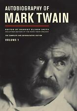 Mark Twain Papers: Autobiography of Mark Twain Vol. 1 by Mark Twain-Gift Quality