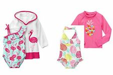 NWT Gymboree Flamingo and Pineapple 2pc Sets Sizes: (XS) 4, (S) 5-6, (M)7-8
