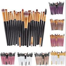 20pcs Powder Cosmetic Brushes Set Makeup Brush Foundation New Tool Toiletry Wool