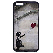 Banksy Balloon Girl Graffiti For Apple iPhone iPod & Samsung Galaxy Case Cover