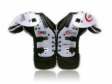 Full Force American Football Shoulder Pads Ares Youth Multi Position LB/RB/OL/DL
