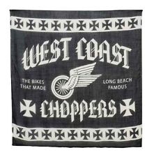 West Coast Choppers Wings Multipurpose Scarf Towel Biker