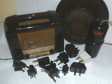 BAKELITE ELECTRICAL PLUGS 1930/60 ~ click HERE to browse or order