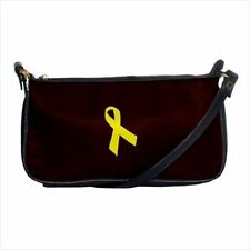 Breast Cancer Charity Shoulder Clutch Handbag & Mini Coin Purse