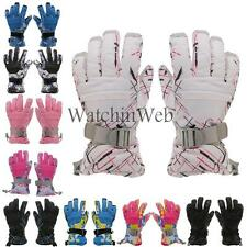 Waterproof Windproof Thermal Winter Motorcycle Cycling Ski Snow Snowboard Gloves