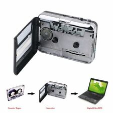 Tape to PC USB Cassette & MP3 CD Converter Capture Digital Audio Music Player HK
