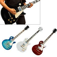 Electric Guitar with Strap/Cable/Bag/Rub Guitar Cloth Coil Pickups Mahogany Body
