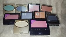 Revlon wet / Dry Shadow  Loreal Wear Infinite Maybelline Expert Eyes You Pick 1
