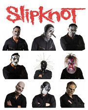 Slipknot Men's Adult Size Costume Mask