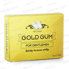 VXL INSTANT? - Try our Gentleman's GOLD GUM x6 Enhancement *QUICK & EFFECTIVE*