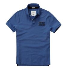 Brand New Men's Abercrombie&Fitch by Hollister Muscle Fit T-Shirt Size S to XXL