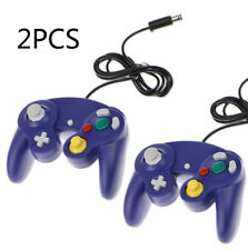 2X Long Handle Game Controller Gamepad For Nintendo Gamecube GC Wii US Warehouse