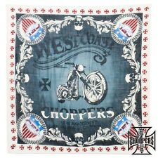 West Coast Choppers Chief Multipurpose Scarf Biker Custom - LIMITED EDITION