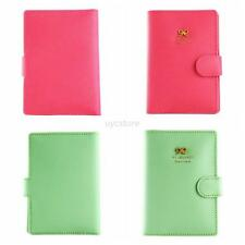 New Women  Travel Journey Passport Holder ID Credit Card Case Cover Purse