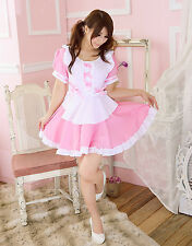Cosplay Costume Sweet Lolita Princess Dress Gothic Sexy Maid Outfit Uniform