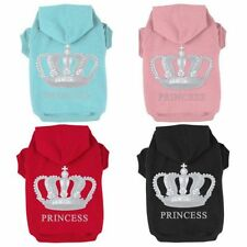 Pet Dog Clothes Puppy Cats Hoodie Warm Coat Clothing Costumes XS S M XL XXL XXXL