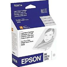NIB Epson T034720 Light Black Epson Stylus Photo 2200 EXPIRED