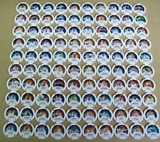 2013 Topps Chipz Complete Set of 100 Poker Chips MLB Baseball Coins Style
