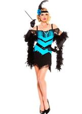 Fancy Flapper Roaring 20's Women's Sexy Adult Halloween Costume