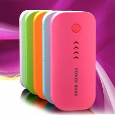 2600/5600mAh Battery Charger USB Portable Power Bank for Cell Phone iphone 6 CC