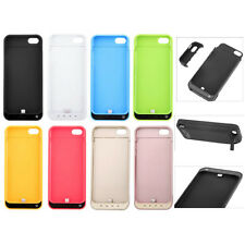 4200mAh External Power Bank Charger Pack Backup Battery Case for iPhone 5/5S/5SE