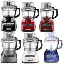New KitchenAid 13-Cup Wide Mouth Food Processor KFP1333 Big Size 6-Colors