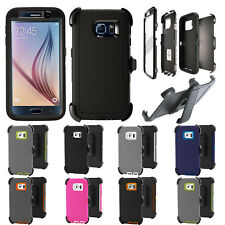 Defender Case  for Samsung Galaxy S7 & S7 edge (Belt Clip fit Otterbox Defender)