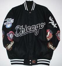 MLB CHICAGO WHITE SOX Commemorative Championship Wool Reversible Jacket