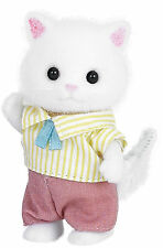 Persian Cat Boy Doll Ni-93 ❤ Sylvanian Families Japan Calico Critters Epoch