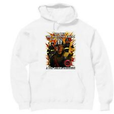 Pullover Hooded Hoodie Sweatshirt Fireman Firefighter created equal brothers