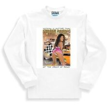 Novelty Funny Sweatshirt Nothing Hotter Street Racing Crack Dawn Sexy