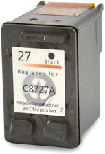 printer cartridge ink cartridges compatible with HP 27 black