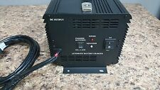 EZGO 36v 20amp Golf Cart, Automatic smart battery charger with POWERWISE PLUG
