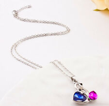 Long Chain  Pendant NEW Women Necklace Crystal Sweater 2016 Jewelry Animal HOT